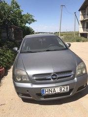 Opel Vectra 2002 год